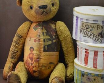 bear art  Boris
