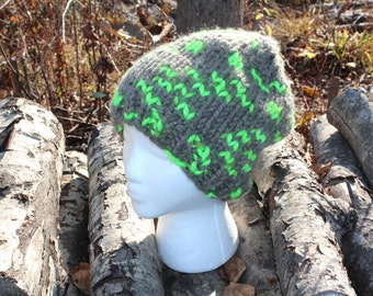 Knit Warm Winter Hat