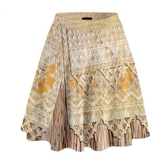 Disney Moana Polynesian Skirt