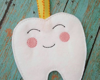 Tooth Fairy Pocket - Tooth Fairy Pouch