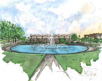 UCF's Millican Hall - Orlando, Florida