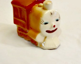 Train Piggy Bank Etsy