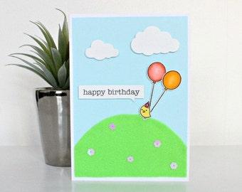 Birthday Card Girlfriend Birthday Card Best friend Cute Birthday Card Boyfriend Birthday Card For Him Birthday Card for Her