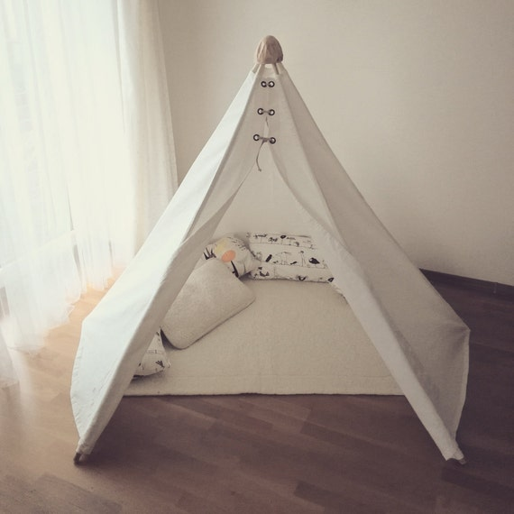 Like this item? & Linen teepee-kids teepee tent-play tents-teepees-childrens