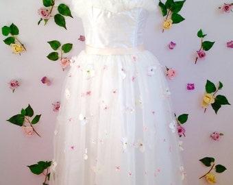 Little Romantique My Sweetheart Bridal Dress | Vintage Wedding Dress | Wedding Dresses | Vintage | Shabby Chic | Alternative Wedding Dress