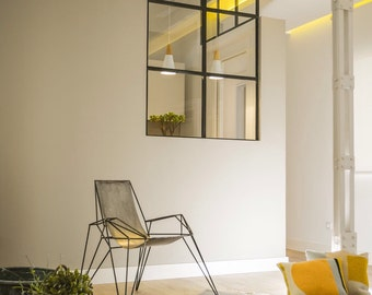 Chair iron, armchair, chaise longue, home design, decoration