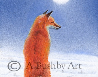 ACEO Limited Edition Print