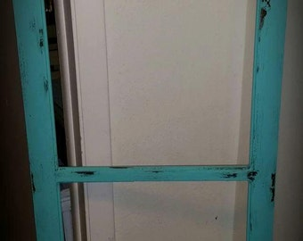 Rustic window frames