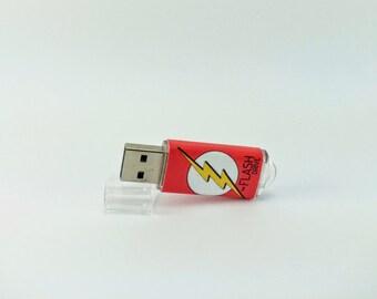 The Flash... Drive! Custom 8GB USB Flash Drive