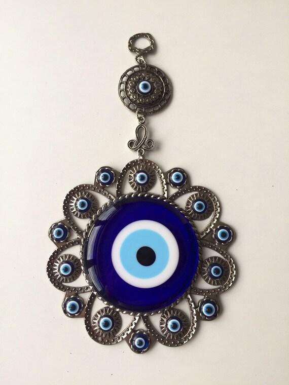 Evil Eye Decoration Wall Hanging : Evil eye wall d?cor turkish by evileyefavorsupplies