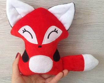 Lisa the Fox plush stuffed toy perfect present