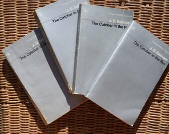 The Catcher in the Rye by J.D Salinger, 1972-1983 Penguin Modern Classics