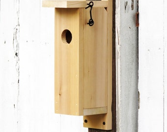 Quidnet Birdhouse