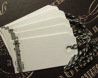 5 Music Gift Tags