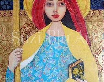 Pilgrimage - Iconic Online Art Workshop with Suzi Blu
