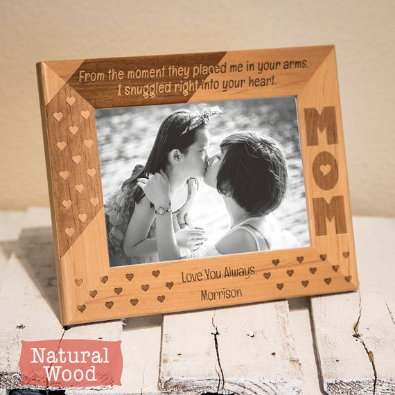 Mothers Day Gift Personalized Mom Frame Personalized Mom