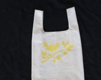 Reusable Grocery Bag/Gift Bag/Book Bag