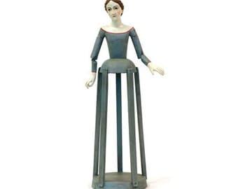 """27"""" Santos Saint Lisette Cage Doll Mannequin Form"""