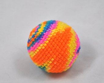 Large Dog Toys - Dog Ball - Bikini Multicolor