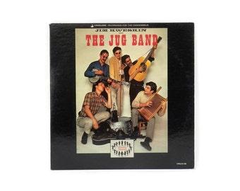 Jim Kweskin and The Jug Band  LP VRS-9139 Vanguard Records with Paperwork Newport Folk Festivals