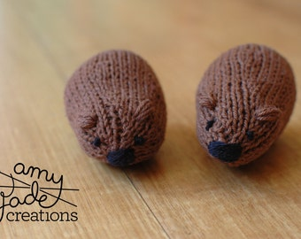 Wombats / Mother and Child / Australian Softie / Australian Wombat / Christmas Stocking Filler