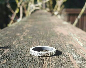 Doodle Ring