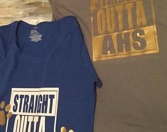 Mens Custom 2-Sided T-Shirts