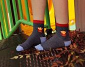 Kawaii Fries Sock