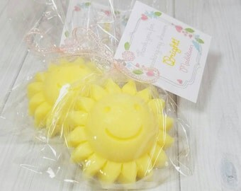 Sunshine Birthday Party Favors - Sunshine Party Favors - Sunshine Favors - Birthday Sunshine - Birthday Favors