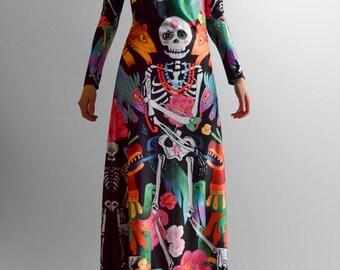 Dia de los Muertos | Day of the Dead Dress