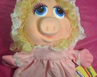 Miss Piggy 1988 Puppet