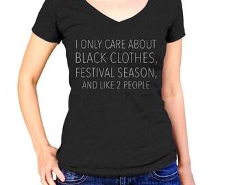 Quiet Introvert Shirt - Extreme Introvert T Shirt - Black Shirt - I Love Black - Introvert Gift - Socially Awkward - Introvert Tee