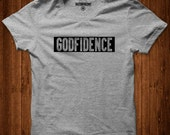 Godfidence, Reglious Gift, Gift for Friend, Faith Gift, Inspirational Gift