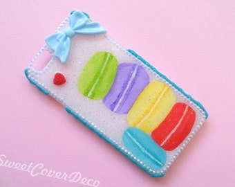 iPhone 6 - Macaron phone case