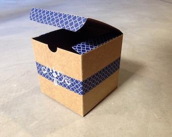 Royal Blue Cinderella Princess Pop Kit for Bridesmaid/Maid of Honor Proposal Gift