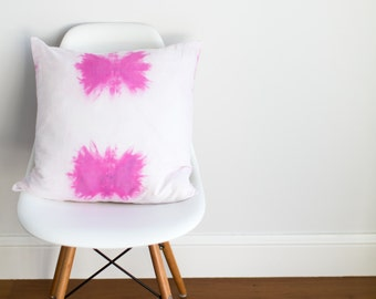Pink Blooms Again Cushion