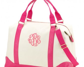 Monogram Weekender Bag