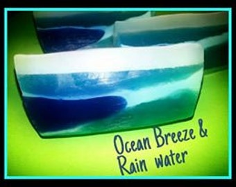 Ocean Breeze & Rain Water
