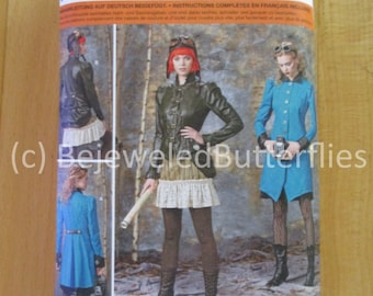 Sewing pattern Simplicity 7807 Steampunk Cosplay