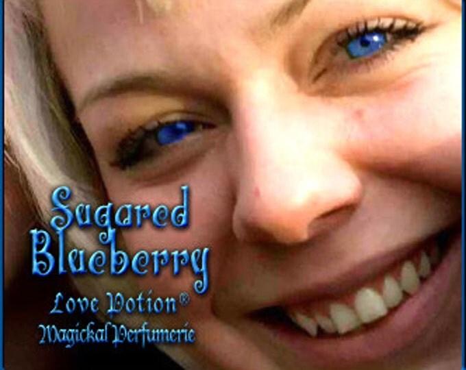 Sugared Blueberry SPRAY - Layerable Cologne Spray - 1 fl.oz. - Love Potion Magickal Perfumerie