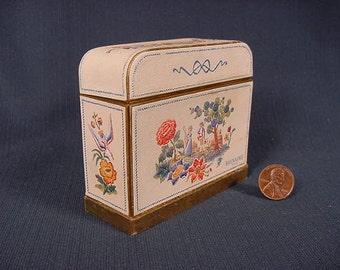 Vintage Old Collectible * Perfume Bottle Box * Bienaime Paris France *