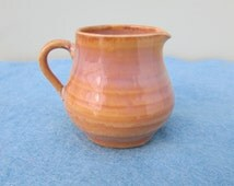 Tiny Orkney Pottery Jug Studio Pottery