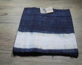 Vintage Hmong batik fabric from Hmong skirt #VB0033