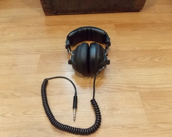 Vintage Rystl Dynamic Stereo Headphones Model SH-902