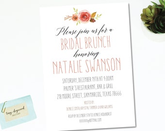 """Flower Bridal Shower 