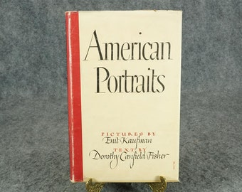 American Portraits - Pictures by Enit Kaufman