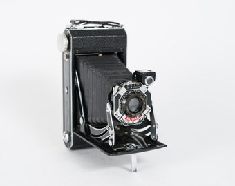 Kodak Six-20 620 Camera - Art Deco design