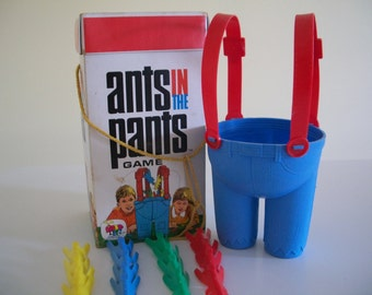 Ants in the Pants game, 1969