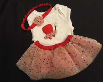 Tooth Fairy Tutu Outfit
