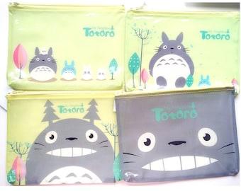 Large Totoro Pencilcase